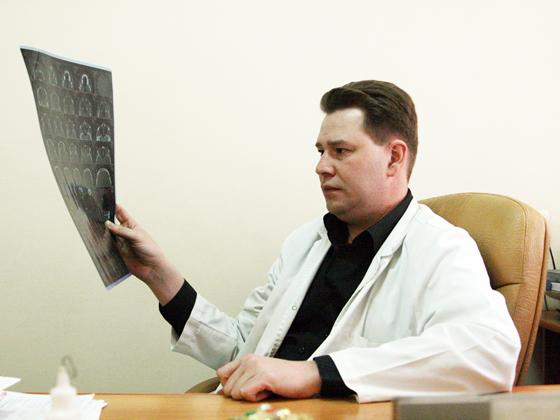 Доктор Кочектов П.А.